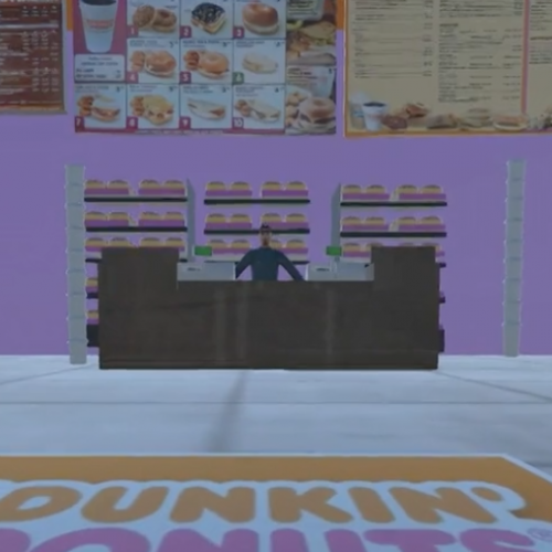 Shoen Ts Dunkin Donuts Virtual Cafe image